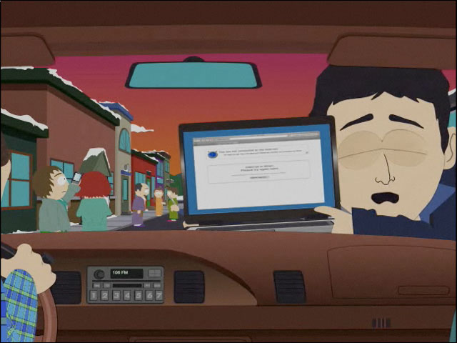 "No Internet South Park south park: season 12 episode 6 – ""over ..."