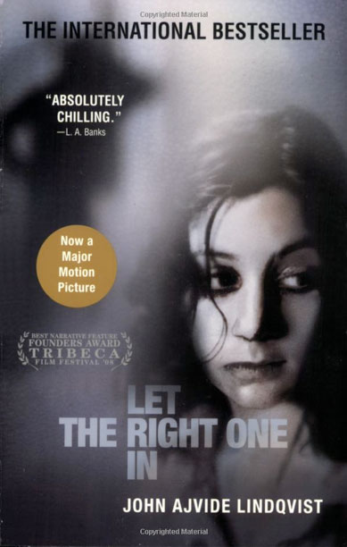 let the right one in amazon book