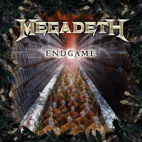 Megadeth: Endgame Cover Art