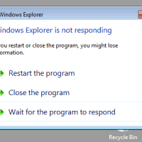All I want to do is restart the computer.