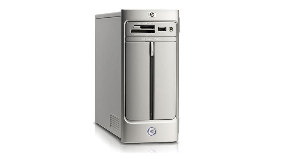 HP Pavilion Slimline s5710f Desktop PC